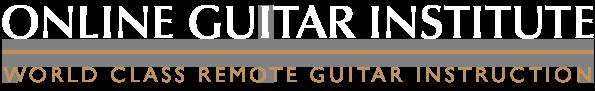 Online Guitar Institute Logo